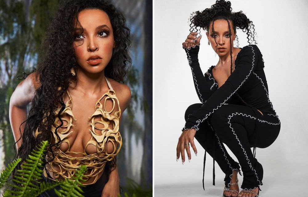 Tinashe on her new album, Sports Illustrated swimsuit shoot and Britney Spears connection