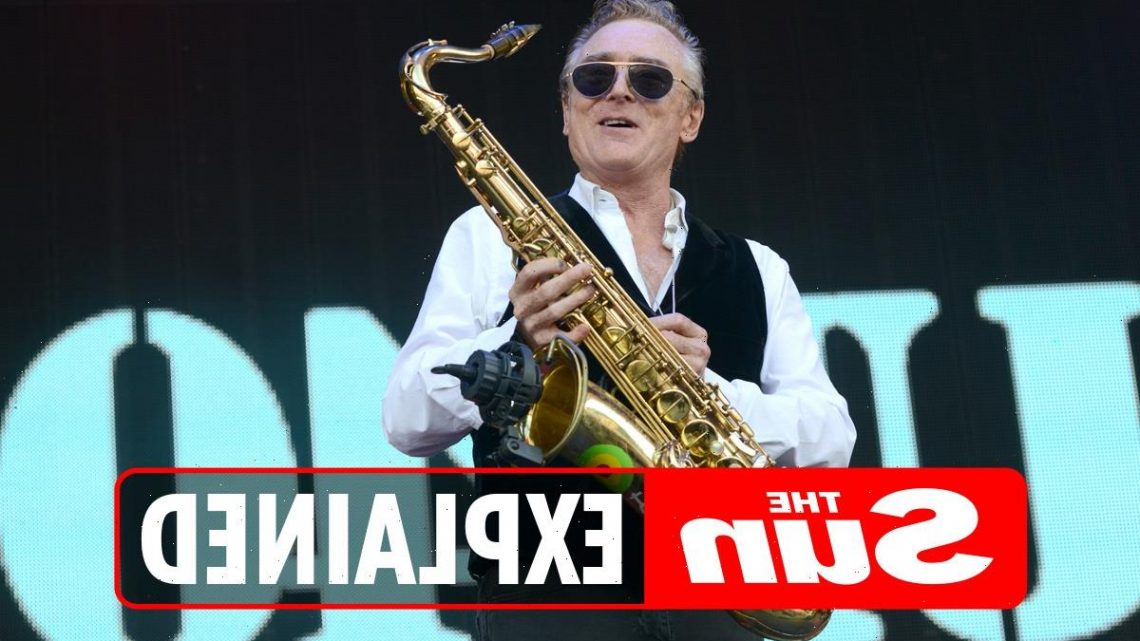 Who was UB40's Brian Travers and what was his cause of death?