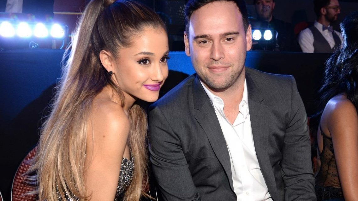Why Did Ariana Grande Fire Scooter Braun?