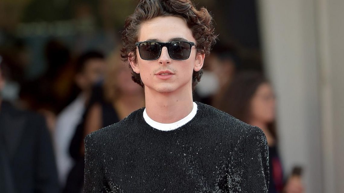 'Dune' Director Says He Had to 'Direct Timothée Chalamet's Haircut'