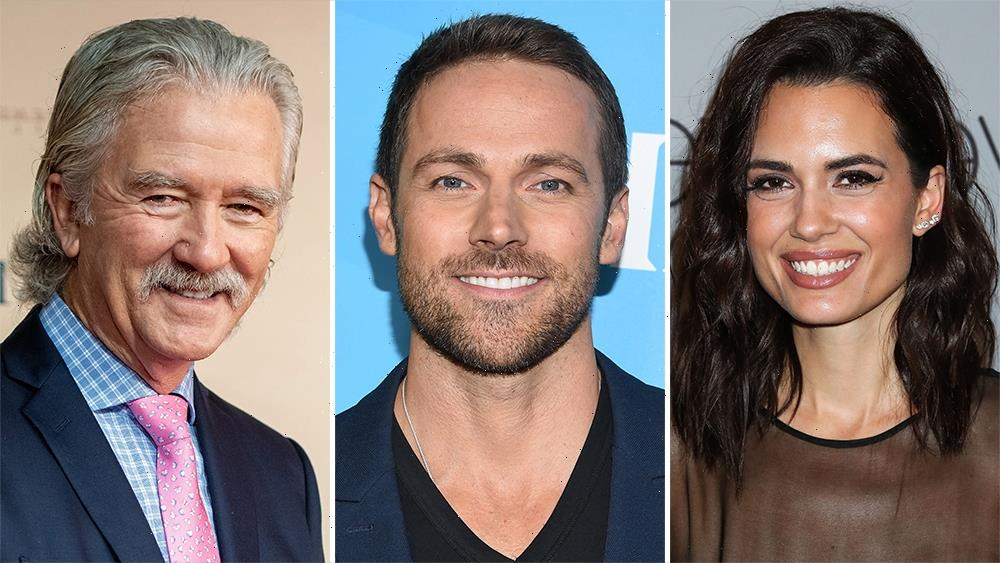 The Christmas Promise: Torrey DeVitto, Dylan Bruce, & Patrick Duffy Leading Hallmark Holiday Film