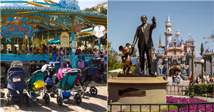 17 Things You Are Absolutely Not Allowed to Do at Disney Parks