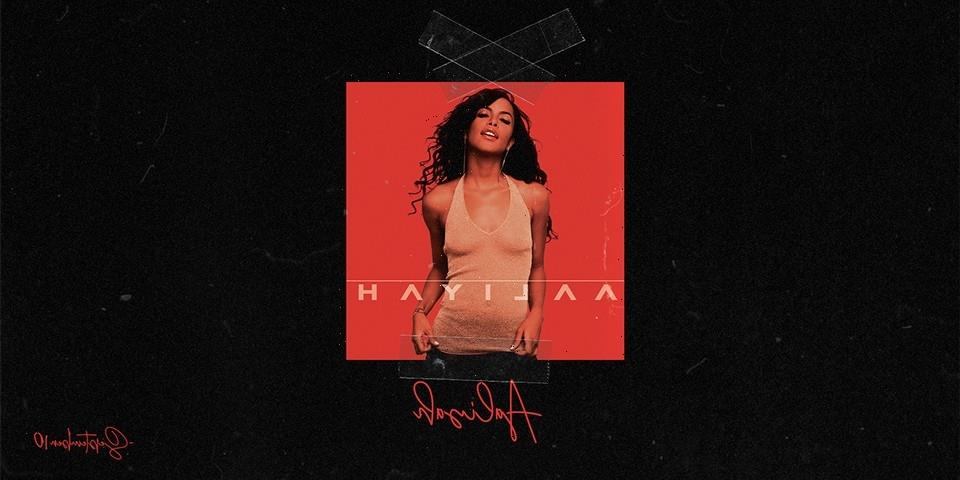 Aaliyah's Self-Titled Album Arrives on Spotify