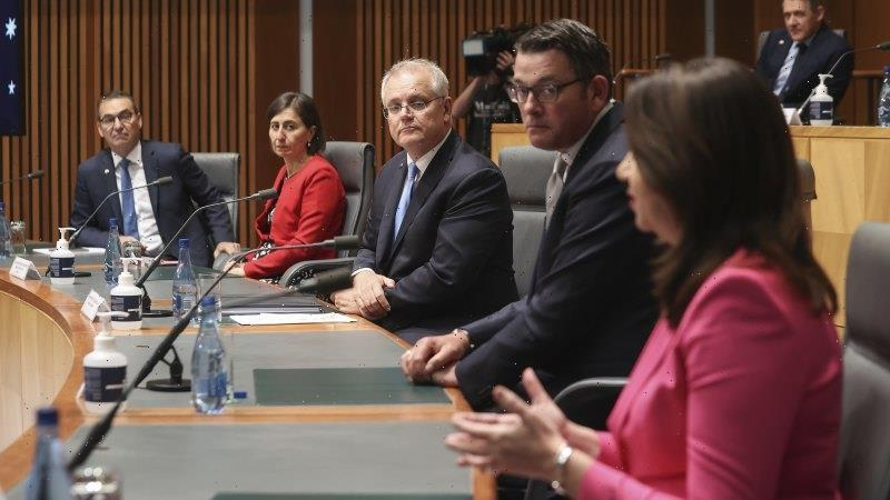 After early success, has bickering got in the way of national cabinet?
