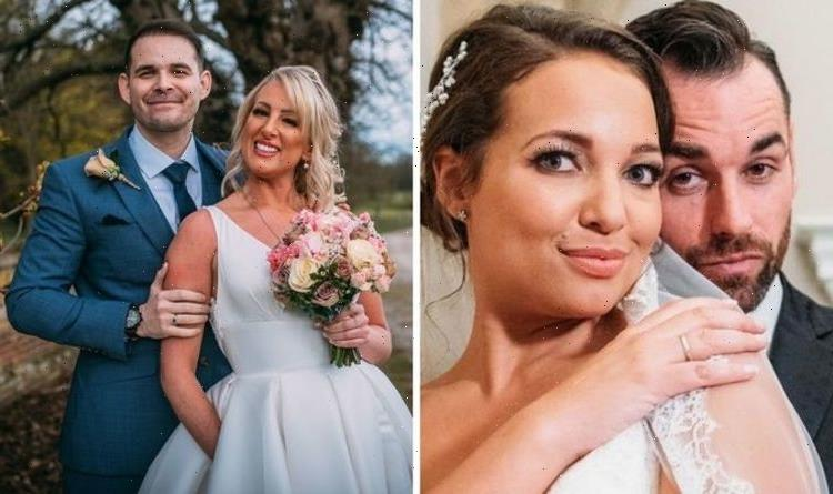 Are the couples on Married At First Sight legally married?