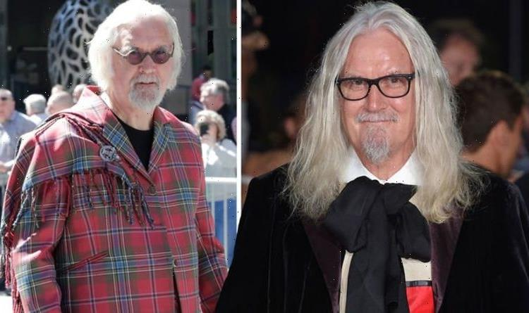 Billy Connolly admits hes been sending Christmas cards to wrong address every year