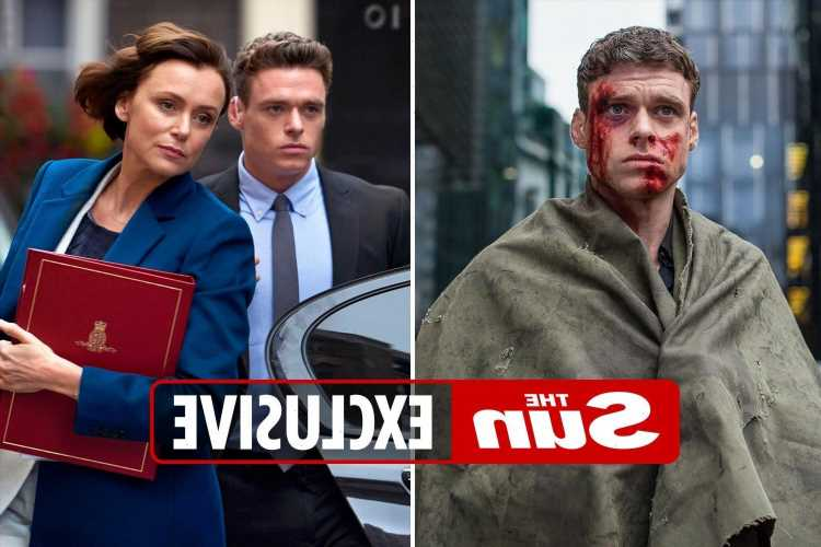 Bodyguard starring Richard Madden confirmed for second series by BBC