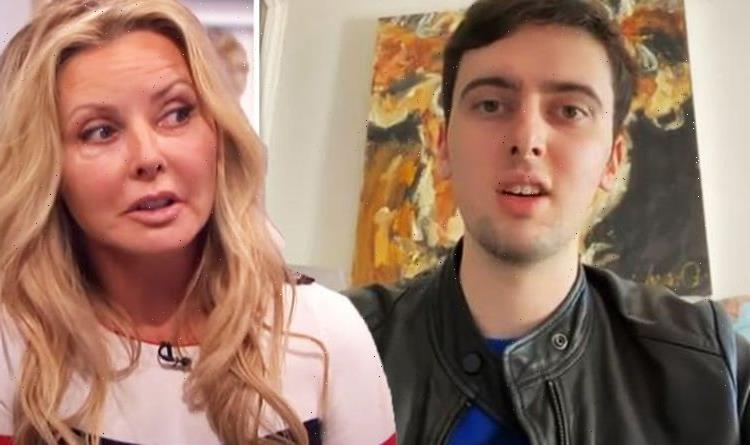 Carol Vorderman opens up on heartbreaking moment her son was branded unteachable