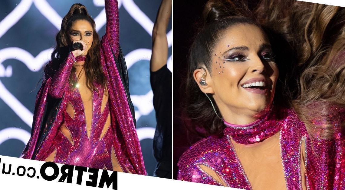 Cheryl returns to the stage following lengthy music hiatus
