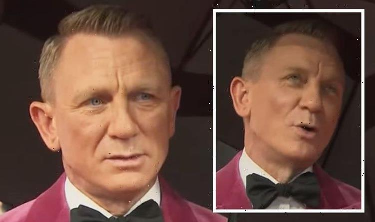 Daniel Craig rolls eyes at Sky News James Bond claim Yes, of course it is!