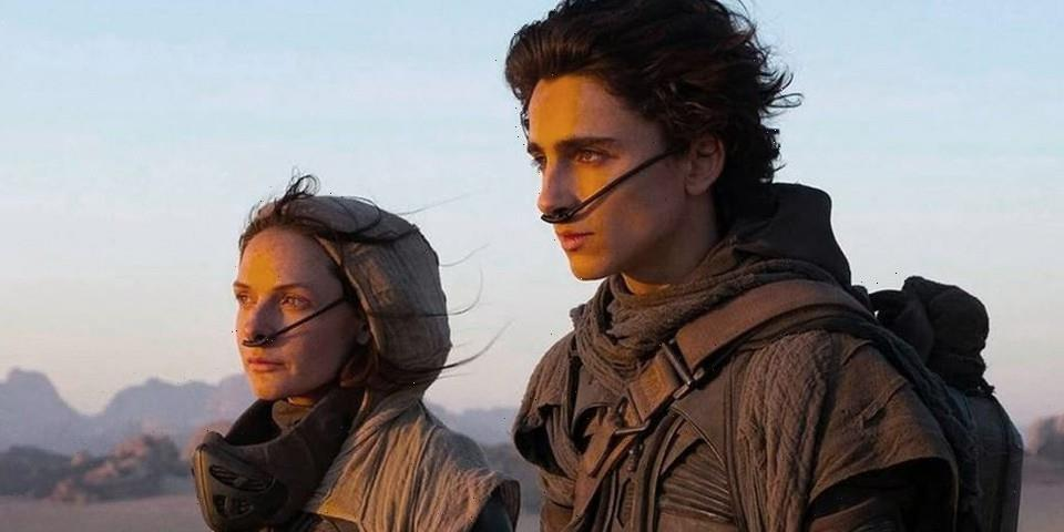 Denis Villeneuve Initially Planned to Film Both 'Dune' Films at the Same Time