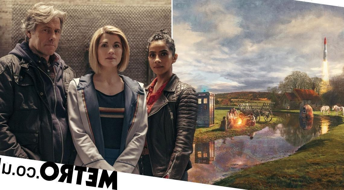 Doctor Who: Series 13 news teased as fans speculate over mystery treasure hunt