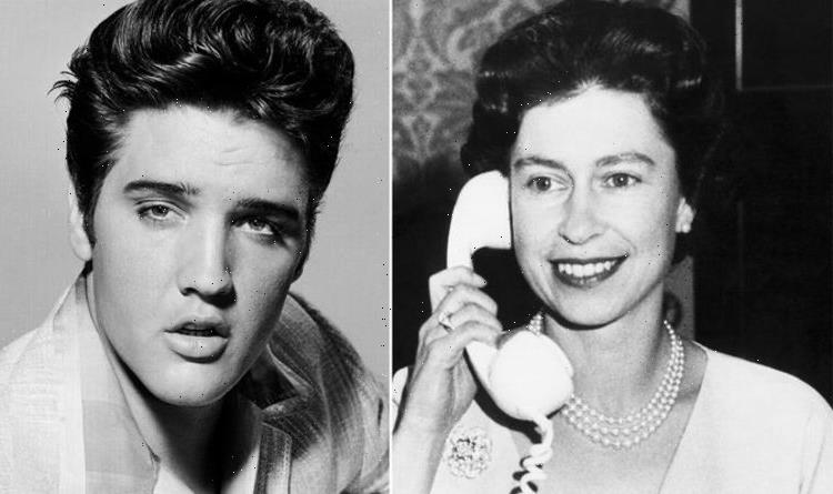 Elvis Presley met three European princesses but turned down an invitation from The Queen