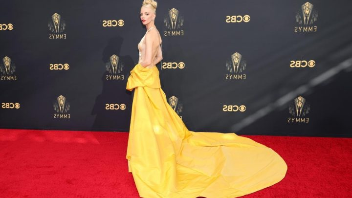 Emmys 2021: Anya Taylor-Joy Dominated the Red Carpet