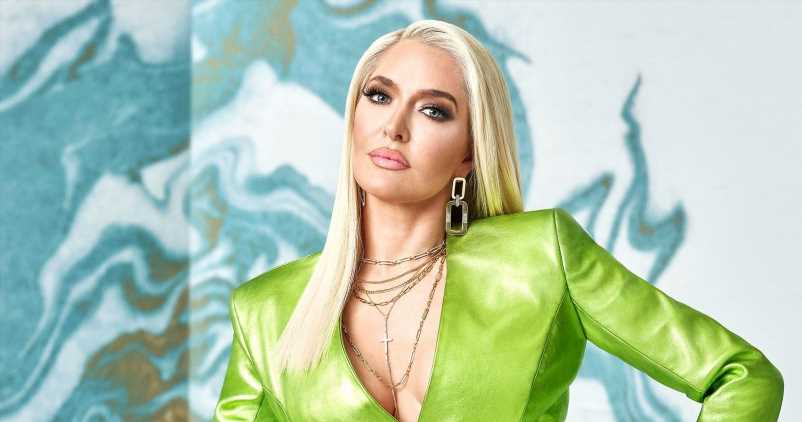 Erika Jayne Defends Herself After Being Told to Quit 'RHOBH' Amid Legal Woes