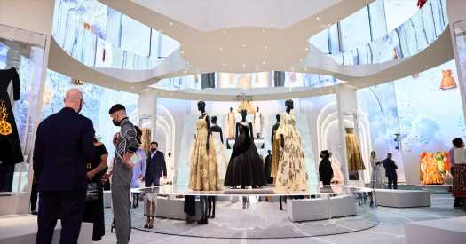 Fashion Returns to the Museum