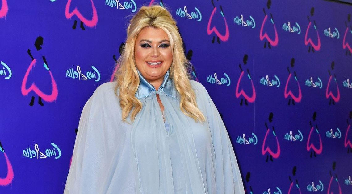 Gemma Collins aims to be next Charlie Dimmock as she plans gardening career