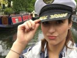 Inside Coronation Street star Nicola Thorps houseboat and life on the water
