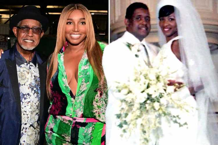 Inside RHOA star NeNe Leakes and husband Gregg's tragic decades-long love story as he dies from colon cancer at 66