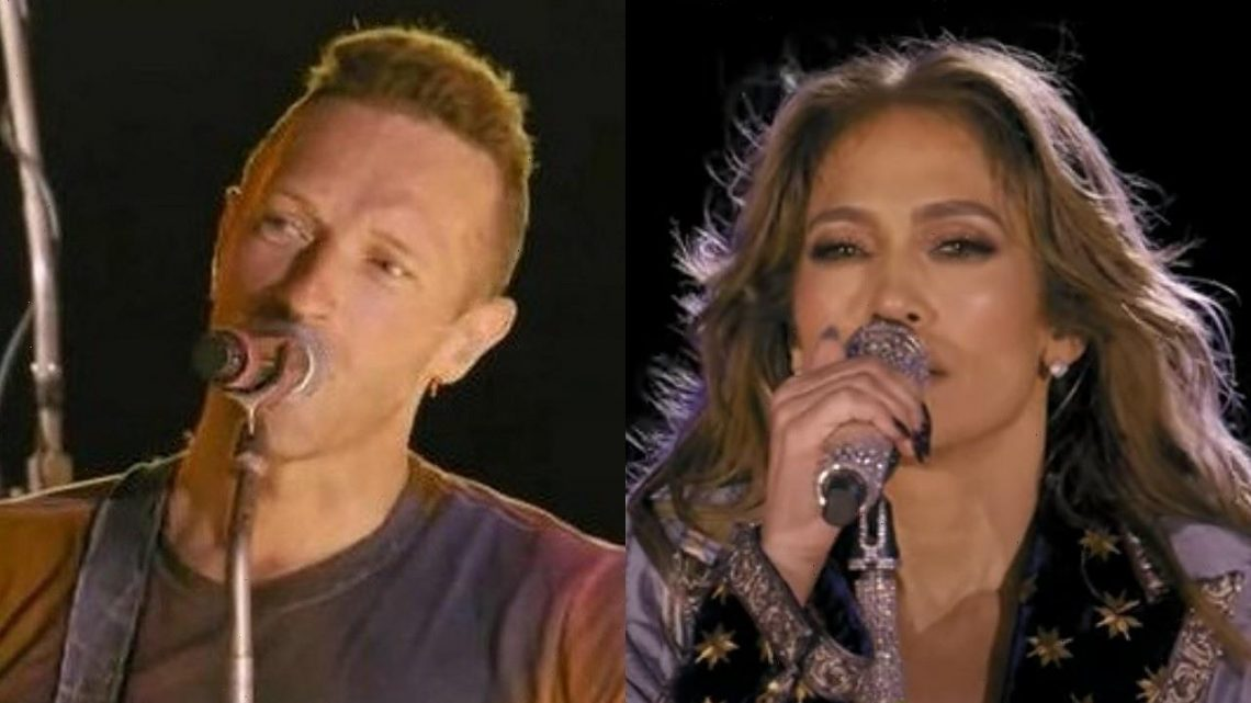 Jennifer Lopez and Coldplay Wow Fans at Global Citizen Live