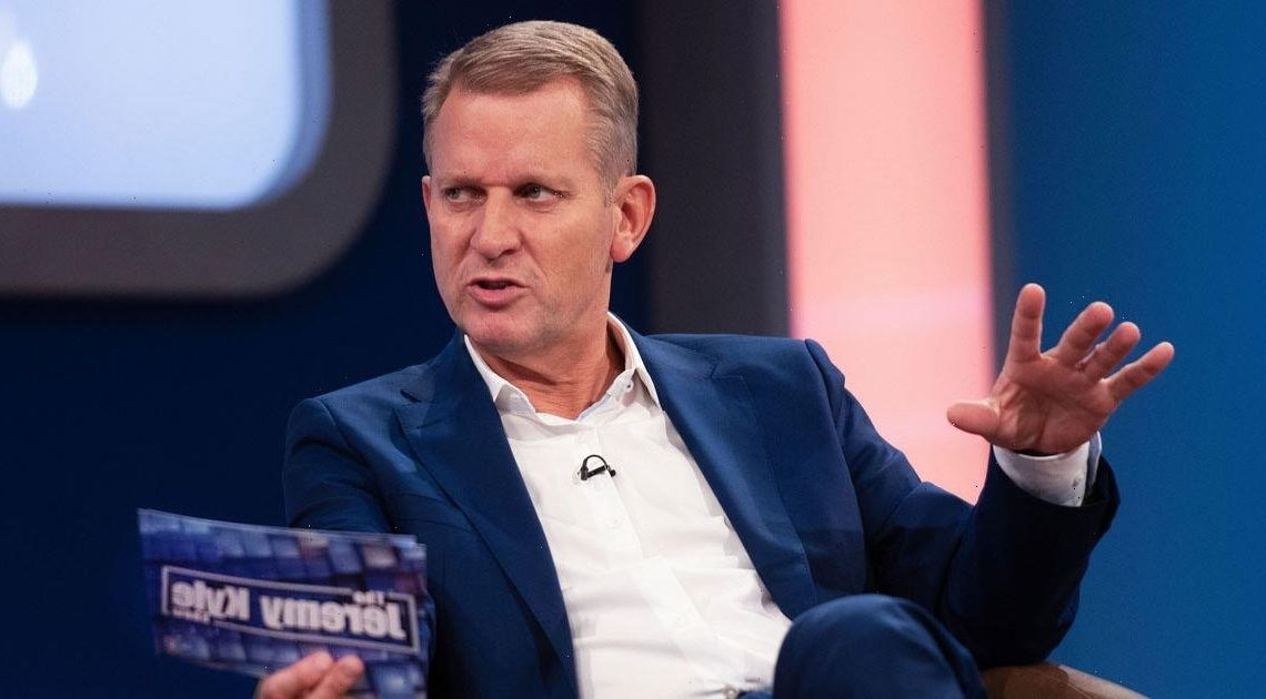 Jeremy Kyle says he was scapegoat for show being cut and didnt have his say