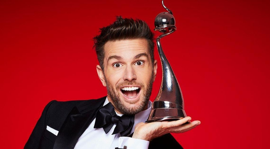 Joel Dommett planning to have worst hangover of his life after presenting NTAs
