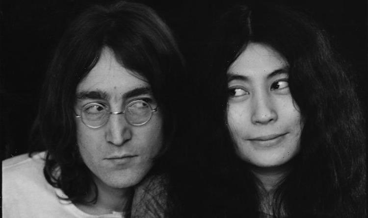 John Lennon: Imagine could never have happened without Yoko Ono