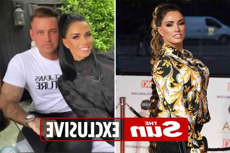 Katie Price breaks self-imposed booze ban after stress of 'assault' and split from Carl Woods