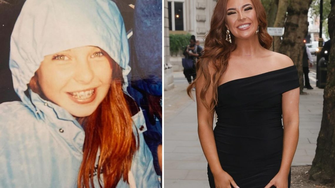 Love Island star looks unrecognisable in teenage throwback – but can you guess who it is?