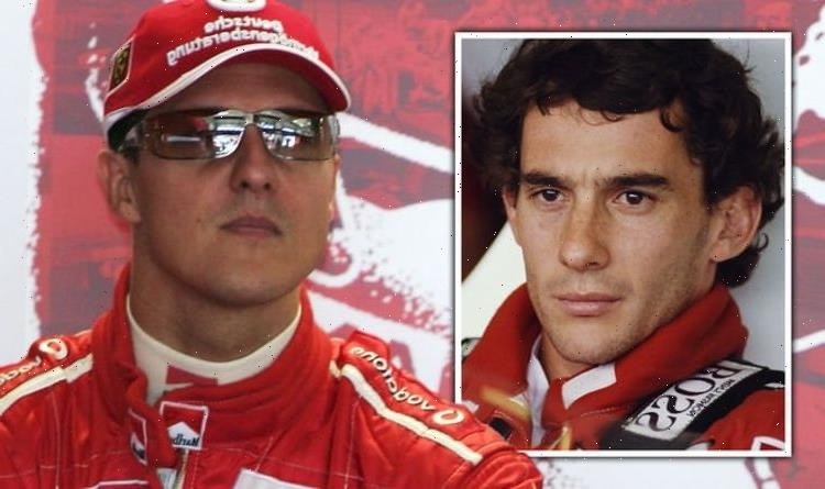 Michael Schumacher haunted by death of Grand Prix rival Senna It was a real struggle