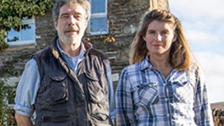 Our Yorkshire Farm's Amanda Owen reveals she was held down by husband Clive during 'terrifying' first birth