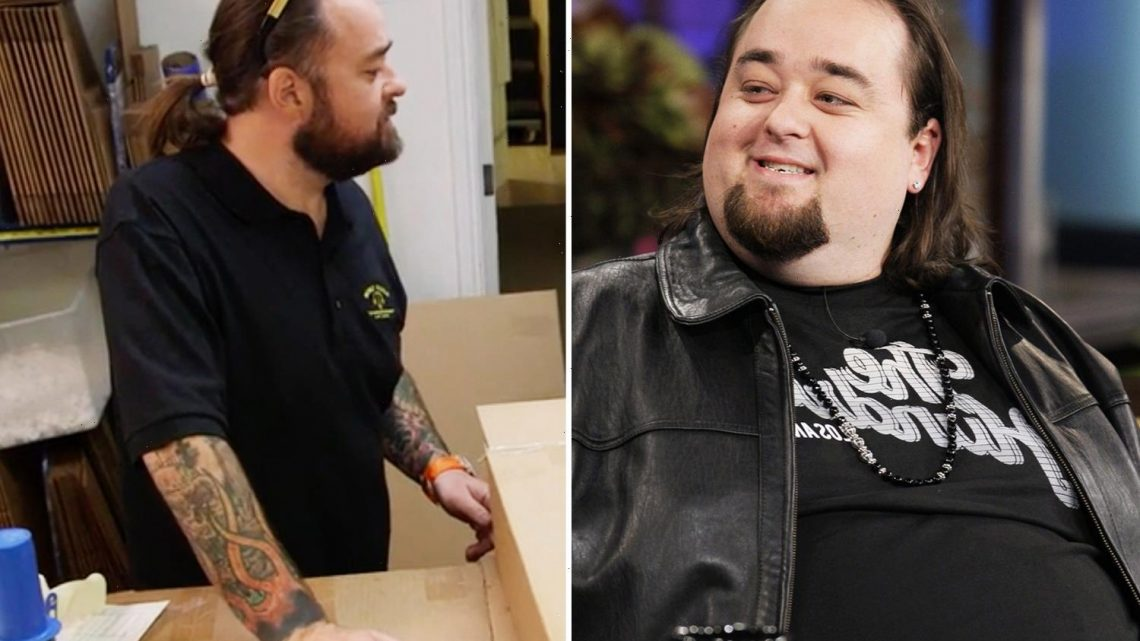 Pawn Stars fans stunned by Chumlee Russell's major weight loss in show's new season