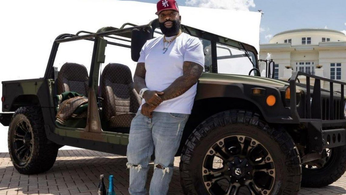Rick Ross Gets Drivers License at 45 After Mom and Sister Pressured Him to Take the Test