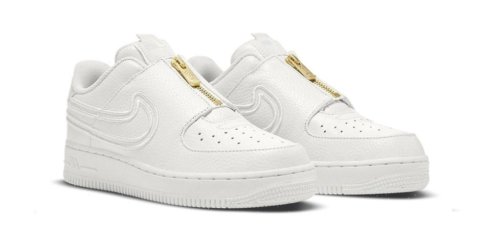 Serena Williams is Releasing a Special Edition Nike Air Force 1 LXX Zip