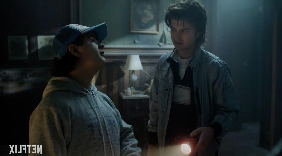 Stranger Things: The Haunting New Season 4 Trailer Teases a Ghostly Victorian Mansion