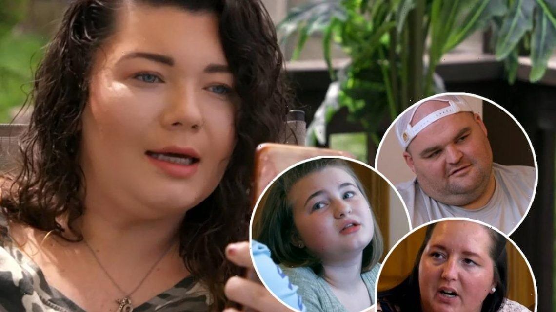 Teen Mom's Amber Portwood & Daughter Leah 'Struggling' with Their Relationship on Season Premiere