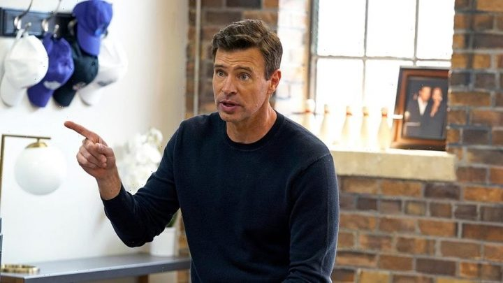 'The Big Leap' star Scott Foley says new show is filled with 'levity and hope'