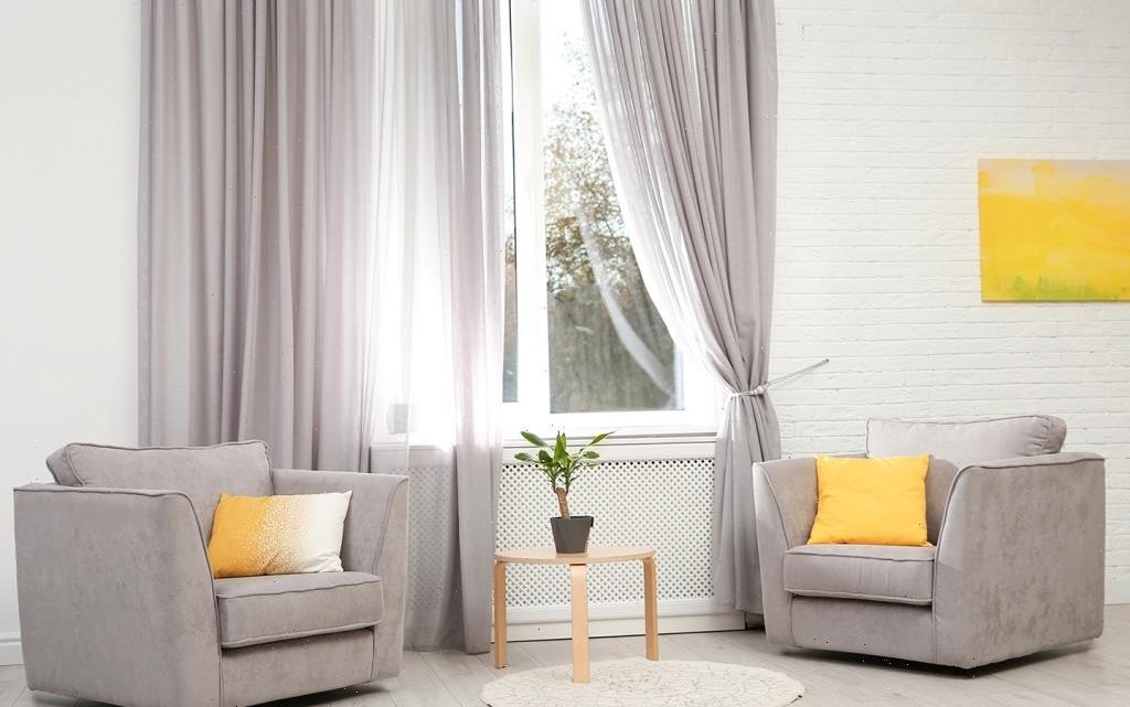 The Most Stylish Sheer Curtains for a Relaxing Space