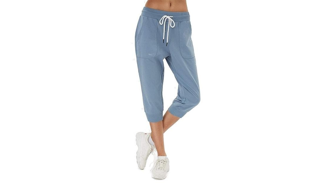 These Joggers Prove That Even Sweats Can Be Compliment Magnets