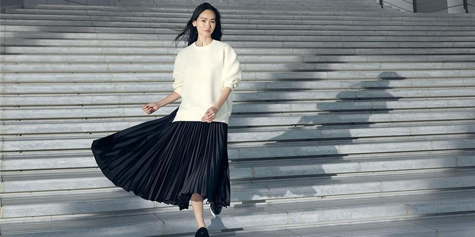 UNIQLO and Theory Team up for Minimal FW21 Women's Capsule