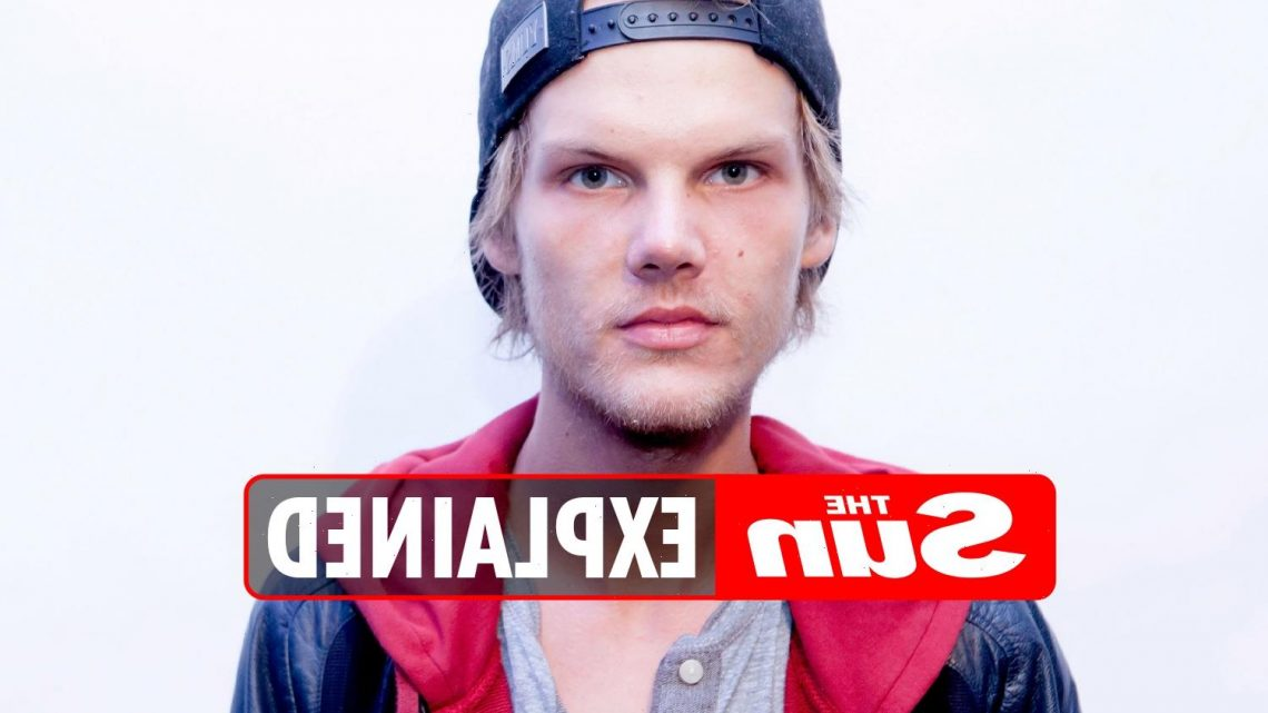 What was Tim Bergling's cause of death?