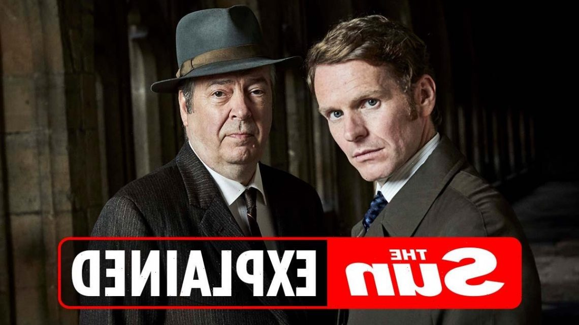 Where is Endeavour filmed? Filming locations at Oxford's Bridge of Sighs, Bodleian Library and White Horse pub