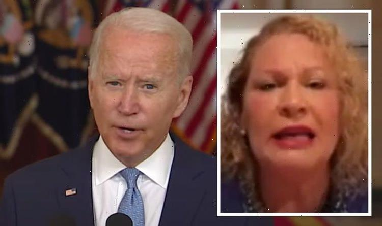 You trusted enemy! Mother of slain US soldier slams Biden over lack of accountability