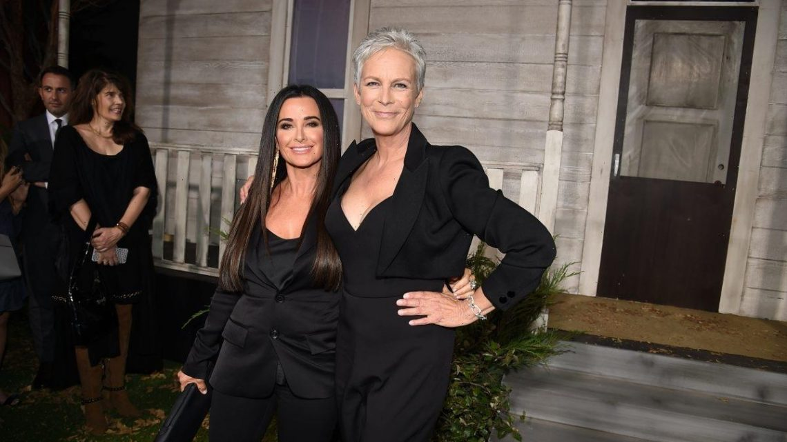 'Halloween Kills': How Jamie Lee Curtis Really Feels About Kyle Richards