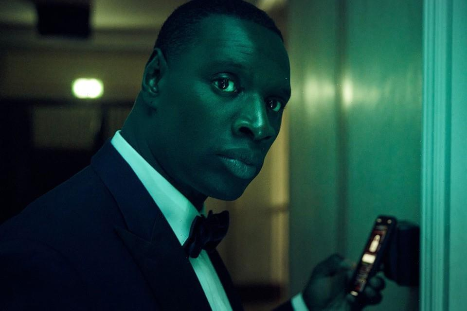 'Lupin' Actor Omar Sy Lands Multi-Year Film Deal With Netflix