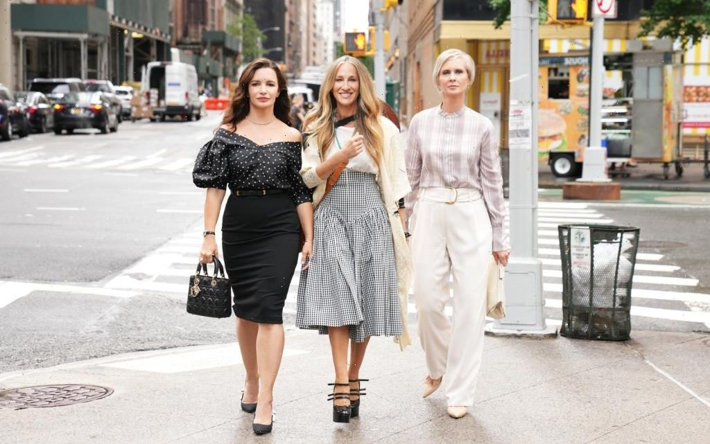 Sex and the City Revival And Just Like That to Bow on HBO Max in December