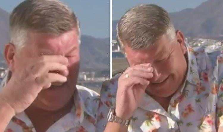 A Place in the Sun guest in tears over heartbreaking reason for move Been a struggle