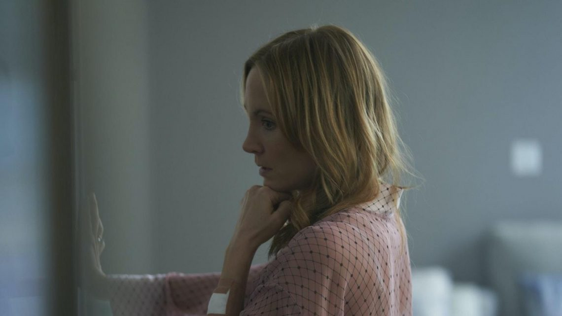 Angela Black couldn't feel more timely with its portrayal of domestic abuse