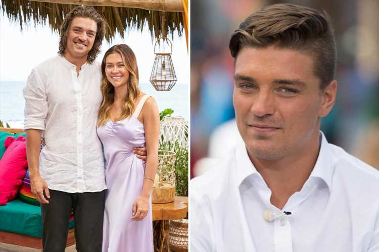 Bachelor in Paradise's Dean Unglert accuses show of FAKERY & says producers told him to propose to Caelynn Miller-Keyes