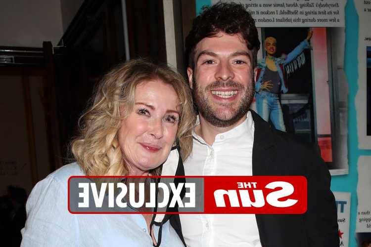 Beverley Callard takes road trip with Jordan North to find perfect wedding destination to renew vows